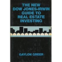 The New Dow Jones-Irwin Guide to Real Estate Investing
