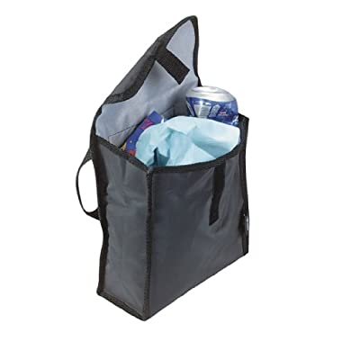 Basix Litter Bag, Black
