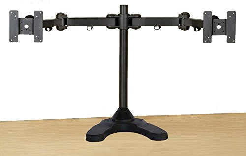Ezm Triple Lcd Led Plasma Flat Panel Monitor Mount Stand
