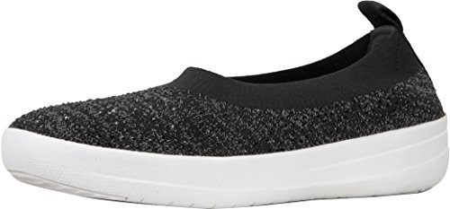 fitflop Uberknit Ballerina Crystal Women's Knit Slip-On for sale  Delivered anywhere in Canada