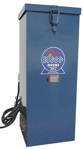 keen-kt-50-holding-portable-welding-rod-oven-120v-240v-maintains-up-to-50-lbs-227-kg-of-18-457-cm-el