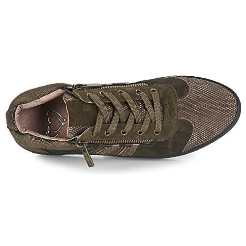 Mam'zelle brun brun Marron Sneaker Sneaker Mam'zelle Mam'zelle Donna Donna Sneaker Marron XEgEq