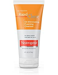 Neutrogena Rapid Clear Oil-Eliminating Foaming Facial...