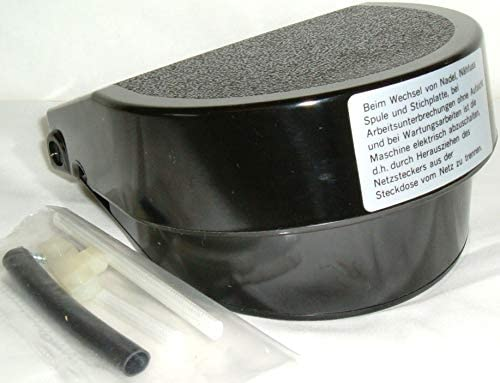 YDK Pedal de Control de pie para máquina de Coser Compatible con ...