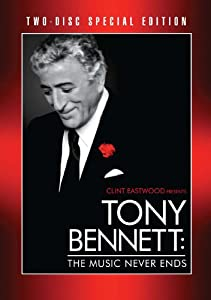 Tony Bennett: The Music Never Ends (Two-Disc Special Edition) by Inception Media Group