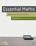 Essential Maths: for Business and Management