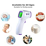 Koogeek Infrared Forehead Thermometer for Adults