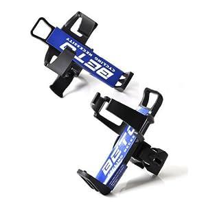 EconoLed Bottle Holder Bicycle Water Bottle Cage Rack 360 Degree Rotating Baby Bottle Holder for Stroller MTB Bike(Black)
