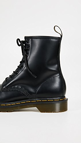 Dr Black Womens Martens Arcadia Green Tracer 1460 Boots Leather zzBrwqx