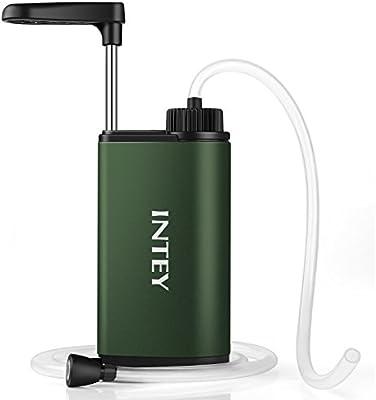 Amazon.com: intey Microfilter Mini Filtración de Agua Filtro ...