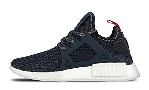 new style ebe90 f22d2 Adidas NMD XR1 PK PrimeKnit Womens Unity Blue  Collegiate Navy  Vivid Red  BB3685 (5.5) Amazon.ca Shoes  Handbags