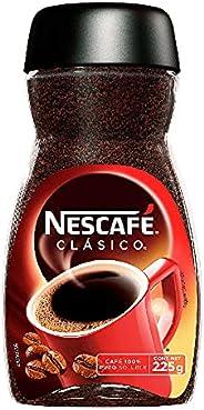 Nescafé Clasico, Café Soluble, 225 g