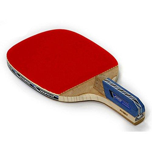 Champion PH530V Japanese Penhold Ping Pong Racket Table Tennis & Key Ring by Jisam trade