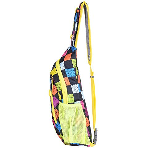 Camping Multicolor Purse Sling Running Hiking Fitness Bags Bag For Cycling Casual Shoulder Chest Men Women Crossbody Backpack Mini Travel Small Daypack 6q5xYHRwq