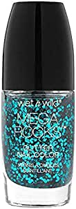 Wet n Wild MegaRocks Nail Polish - 12.5 ml, 4933 Slap the Bass
