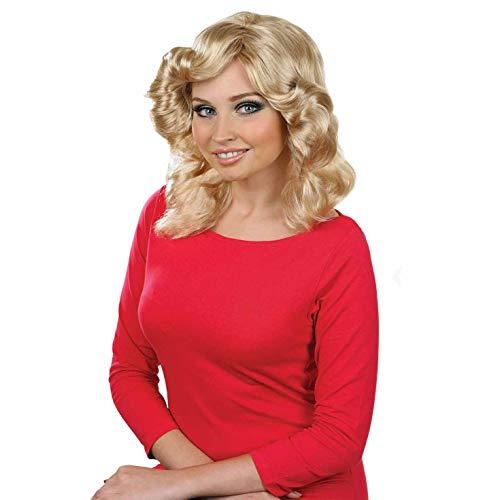 fun shack Women's, Farrah Flick Wig One -