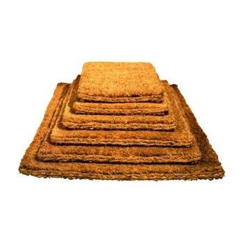 Amazon Com Kempf Natural Coco Coir Doormat 18 By 30 By