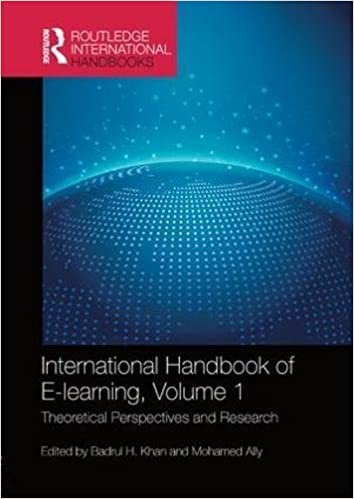 International Handbook Of E-learning Volume 1: Theoretical Perspectives And Research PDF Descargar Gratis