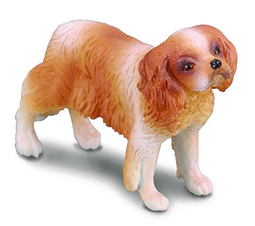 CollectA Cavalier King Charles Spaniel Cavalier King Toy