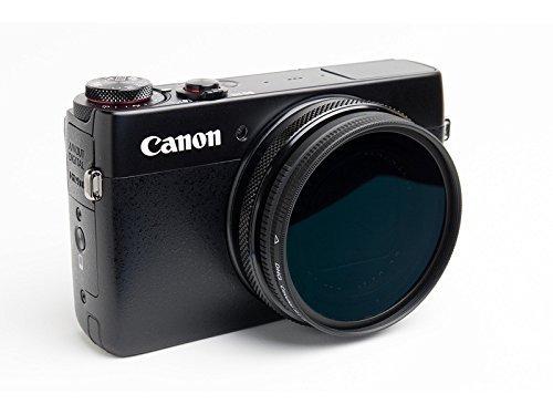 canon 52mm filter kit - 9