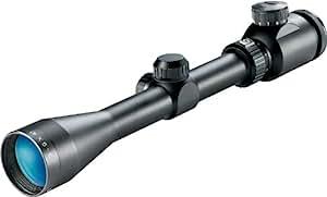 Tasco World Class 3-9x40mm Matte, Illuminated Reticle Riflescope