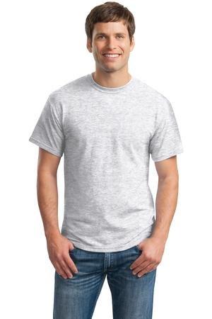 Gildan mens DryBlend 5.6 oz. 50/50 T-Shirt(G800)-FOREST GREEN-4XL ()