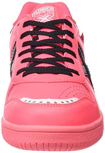 Zapatillas Rojo Continental Munich Negro Rojo Adulto 881 Unisex Deporte V2 de Spgcx6wRq