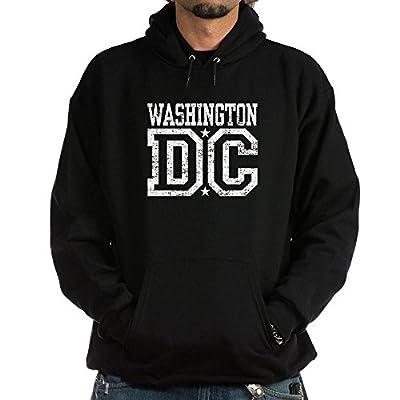 CafePress Washington DC Hoodie dark