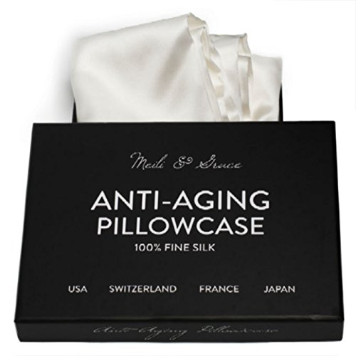 Anti-Aging 100% Mulberry Silk Pillowcase is the best Silk Pillowcase for Hair and Skin? Our review at totalbeauty.com uncovers all pros and cons.