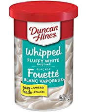 Duncan Hines Whipped Frosting, Fluffy White, 459g