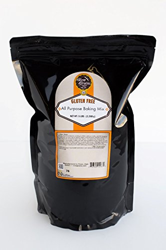 New Grains Gluten Free All Purpose Baking Flour Mix (5 lbs)