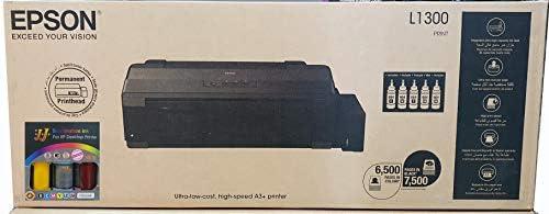 A3 Sublimation Printer,EPSON L 1300 Printer With 5 color X