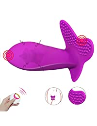 Wireless Vibrating Panties Vibrator Butterflywith 10 Speed Modes for Women