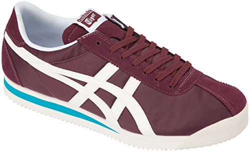 Corsair Rouge Chaussure Pour Asics Tiger Femme EXqw5w