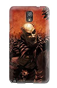 Easter Karida's Shop New Fashion Premium Tpu Case Cover For Galaxy Note 3 - Charging Army 9448250K30267467