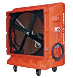 PORT-A-COOL Portable Evaporative Cooling unit Pneumatic and Hazardous Location 48-Inch Model