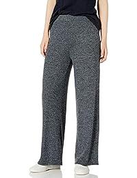 Amazon Brand - Daily Ritual Women's Cozy Knit Rib Lounge Pant