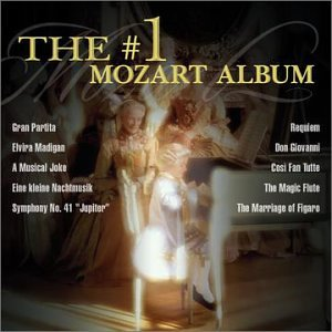 #1 Mozart Album (2 CD)