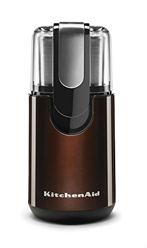 KitchenAid BCG111ES Blade Coffee Grinder – Espresso [Discontinued]