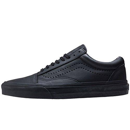 VANS - OLD SKOOL Reissue - leather black Leather Black