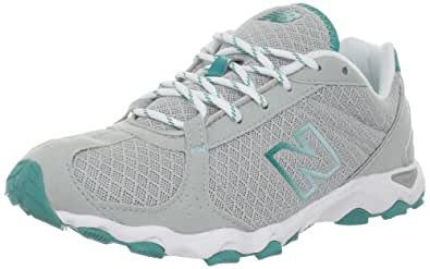 New Balance Women's WL661 Running Shoe,Green/Silver,5 B US