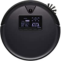 bObsweep Pet Hair Plus Robotic Vacuum Cleaner and Mop (Midnight)