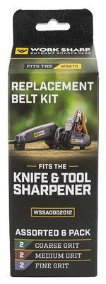 Work Sharp Accessory Belt Kit 1/2 '' X 12 '' by Dare (Image #1)