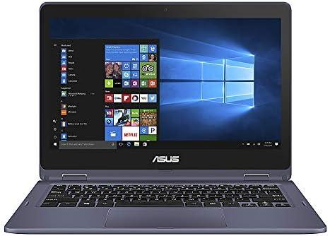 ASUS VivoBook Flip 2020 Premium Thin and Light 2-in-1 Laptop I 11.6″ HD Touchscreen I Intel Core Celeron N3350 I 4GB RAM 64GBeMMC I Office 365 Win 10 + Delca 16GB Micro SD Card 41PYHtlM7OL