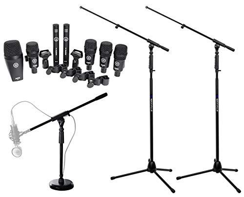 (AKG Drum Set Session I 7) Microphones)