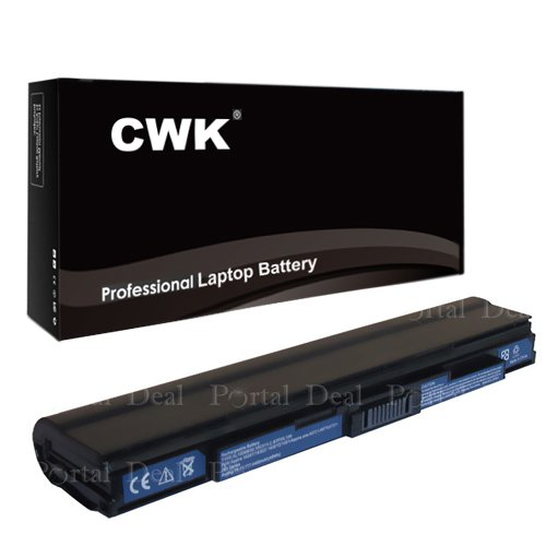 - CWK Long Life Replacement Laptop Notebook Battery for Acer Aspire TimelineX BT.00603.113 BT.00605.064 LC.BTP00.130 Gateway AL10C31 AL10D56 LC.BTP00.130 MS2296 MS2298 MS2299