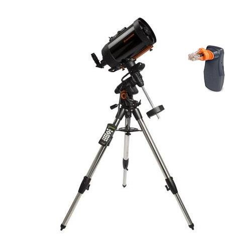 Celestron Advanced VX 8'' Schmidt-Cassegrain Telescope WiFi Kit - with Skyportal Wifi Module by Celestron