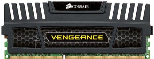 Corsair Vengeance 8 GB (2 x 4 GB) DDR3 1600 MHz PC3 12800 240-Pin DDR3 Dual Channel Memory Kit 1.5V (CMZ8GX3M2A1600C9) by Corsair (Image #2)