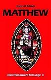 Matthew, John P. Meier, 0814651267