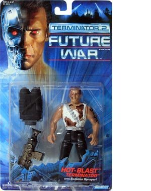 Terminator 2: Future War - Hot Blast Terminator Figure ()